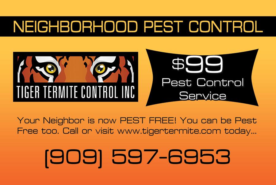 pest control special